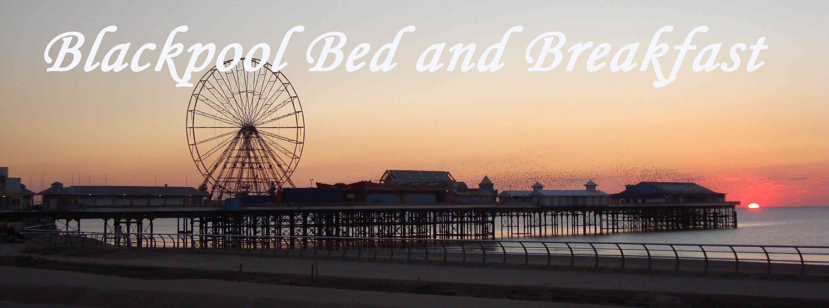 blackpool bed and breakfast